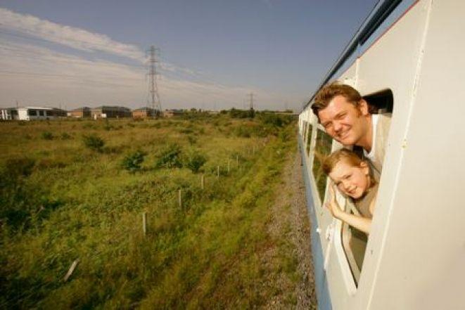 'Buy one get one free' on heritage train rides - Stephenson Railway Museum