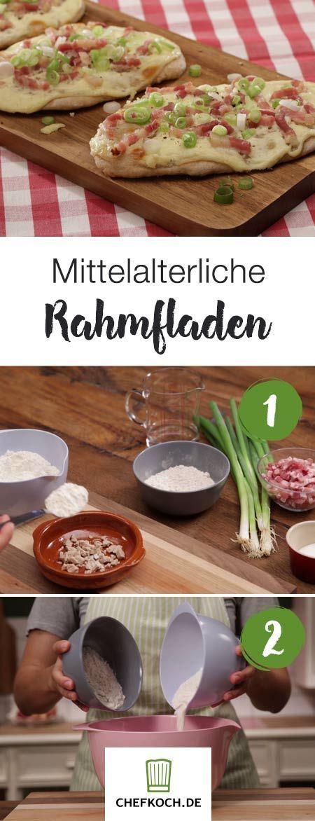 Mittelalterliche Rahmfladen – Chefkoch