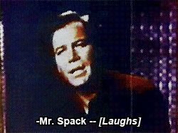 mygif bones gifset star trek Silly spock leonard nimoy deforest kelley william shatner Kirk star trek: tos tosblooper