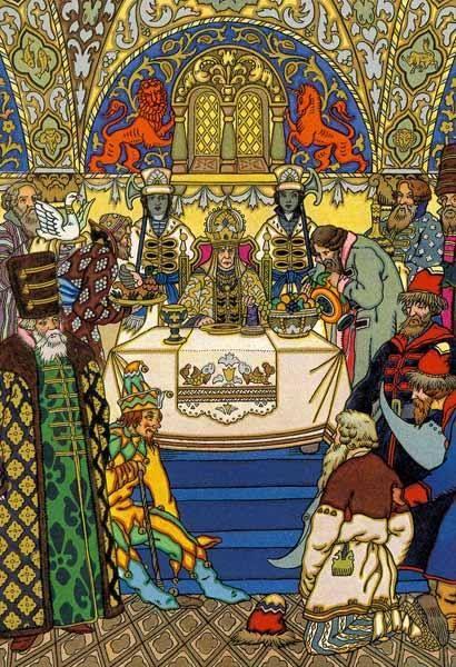 Pushkin fairy tales