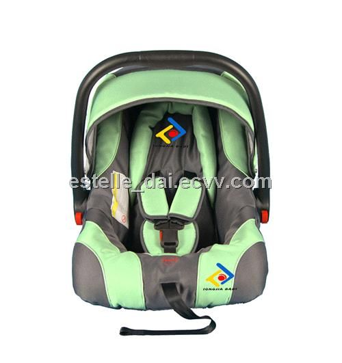 infant car seat TJ501 (TJ501) - China safety child car seat, Tongjia Baby