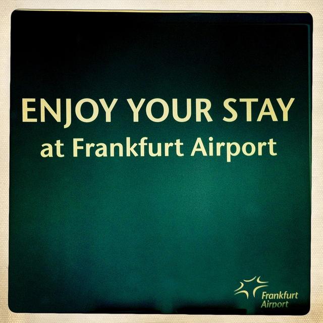 Frankfurt Airport by kozusnik.eu, via Flickr