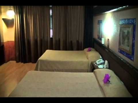 Revision Habitacion Director Olympia Hotel Valencia - YouTube