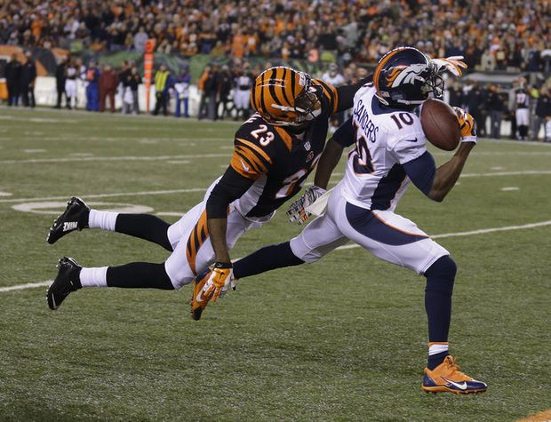 NFL injury report, Week 17: Updates for Emmanuel Sanders, Calvin Johnson, Rashad Jennings #NFLinjuries #sportsinjuries