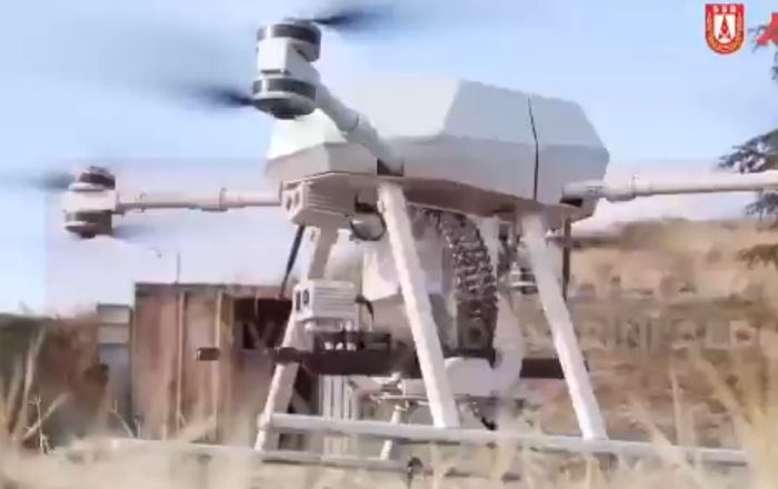 Türkei Drohne