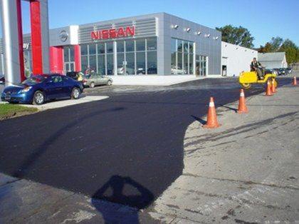 - Poly-Tar sealcoats provide highly durable and cost effective results increasing the pavement lifecycle by 50%. This page gives you a low-down on what & how exactly we go about doing our business. 6.	http://www.suresealpavement.com/polytar-page/