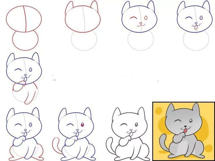сайт уроков рисования в картинках ведь