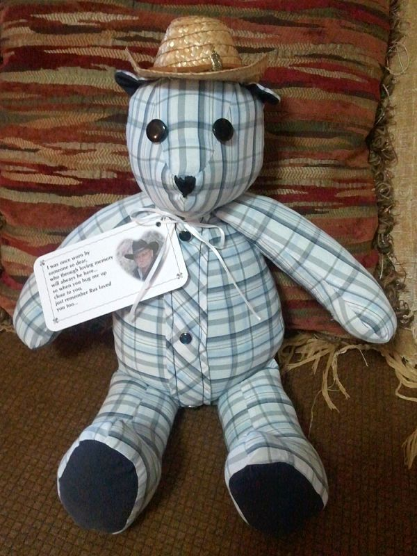 Memory Bears Free Patterns And Video Tutorial Beautiful