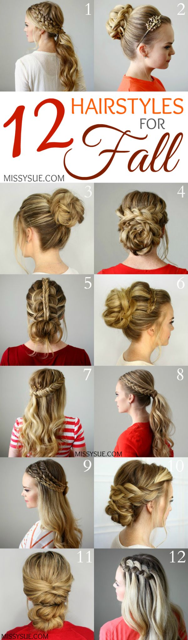 best 25+ fall hairstyles ideas on pinterest | cute fall hairstyles