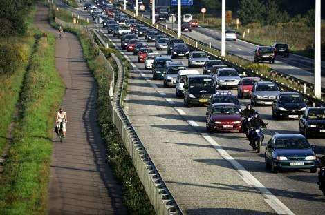 Den voldsomme stigning i antallet af biler på verdensplan