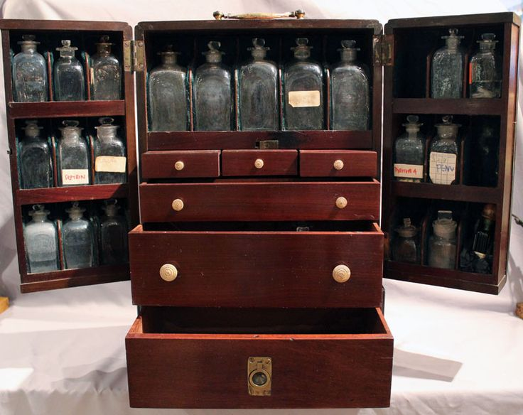 Beau Small Antique Brass Medicine Cabinet: 17 Best Images About Antique Apothecary& Medicine Chest On