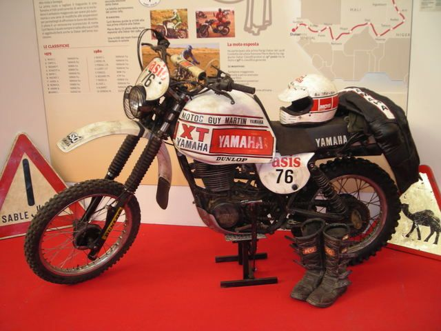 Yamaha Paris Dakar Rally | Paris Dakar Rally 1980 ( Imagenes + Videos )