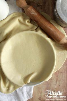 Pasta matta per torte e strudel