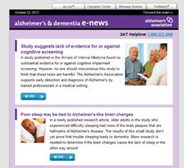 101 Activities | Alzheimer's Association