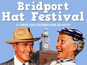 Bridport has a hat festival. If that's not reason enough to visit, I don't know what is.