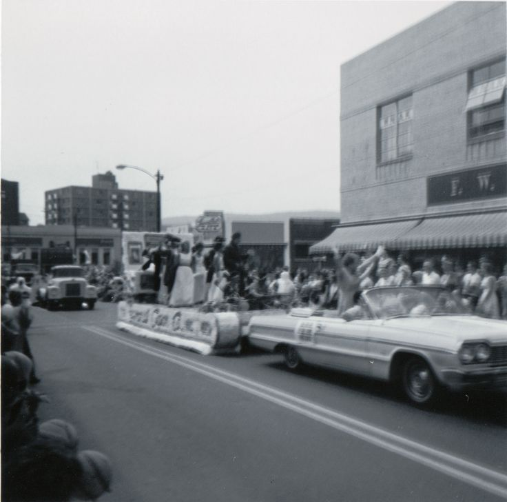 Parade 1968 Nanticoke