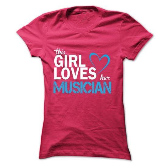 This girl love her MUSICIAN - #gift #gift for girls. ORDER NOW  => https://www.sunfrog.com/LifeStyle/This-girl-love-her-MUSICIAN.html?60505