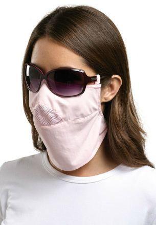 Sun Protection Face Mask Sun Protective Clothing