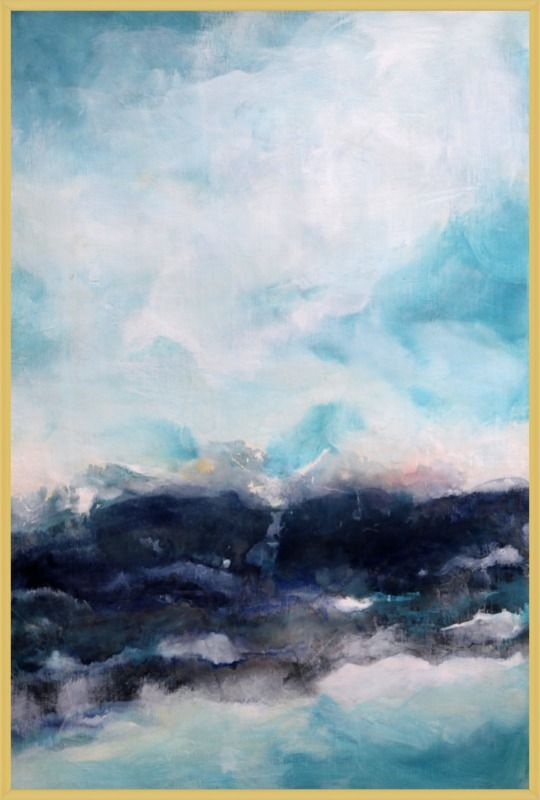 Littoral Zone 2 by Meredith Aitken | Artfully Walls
