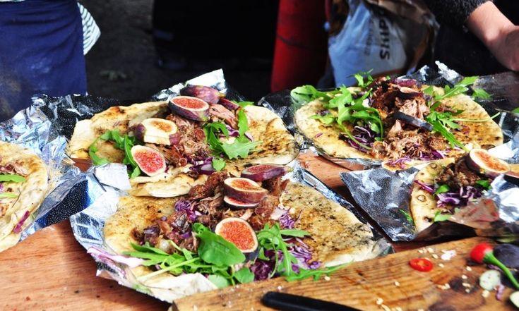 Five London Food Experiences To Try - Zanna Van Dijk Blog