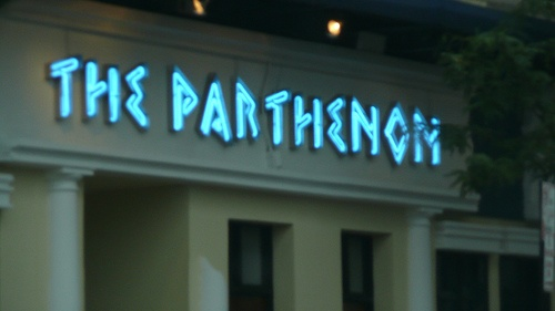 The Parthenon  www.theparthenon.com/  This is my FAVORITE restaurant in the whole world.