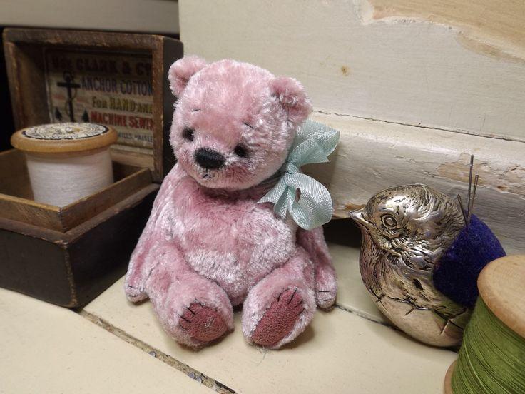 Пузыри, миниатюрный медведь Барни медведей