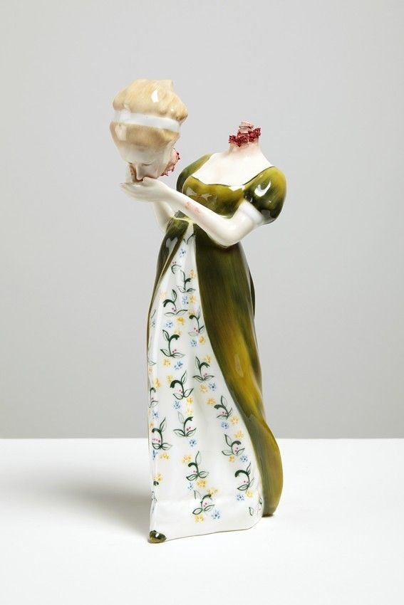 Керамические скульптуры Jessica Harrison (Интернет-журнал ETODAY)