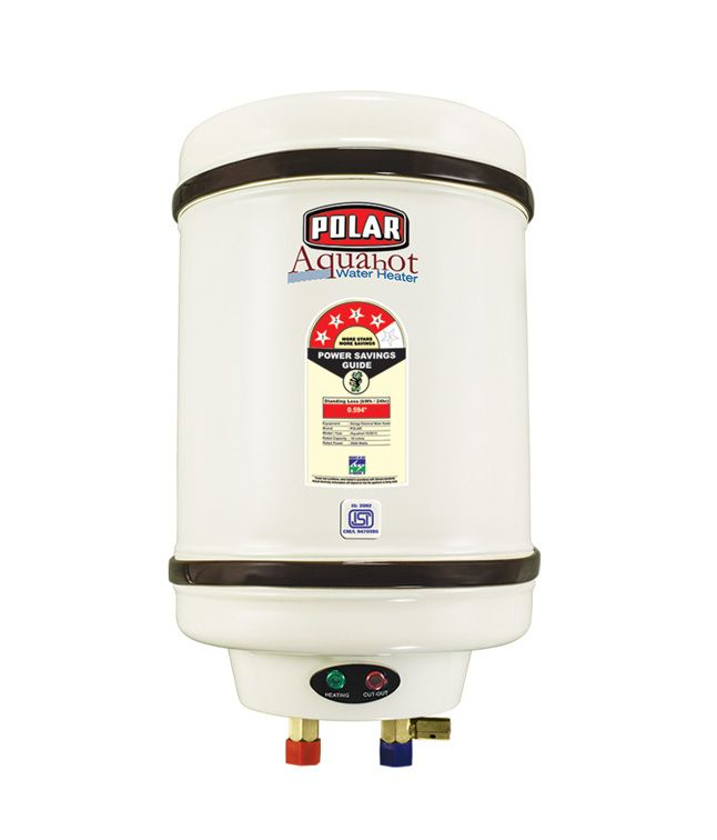 POLAR AQUAHOT WATER HEATER A combination of features, style and utility, the POLAR 10L WHAH10M1 water heater is an excellent choice. The POLAR geyser is small in size and has a unique and compact design that will not take up a lot of space in your bathroom.Click here, https://goo.gl/znyGS  #buy_water_warmer_online #Polar_Hotstar_Fan_Heater #Water_Heater_Manufacturing_Company_in_India
