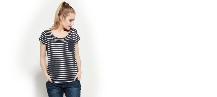 Koszulka KOPANGA - Koszulki - Kolekcja damska – Diverse