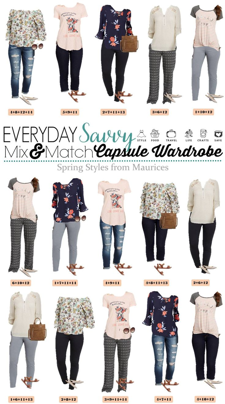 1098 Best Capsule Wardrobe Ideas Images On Pinterest