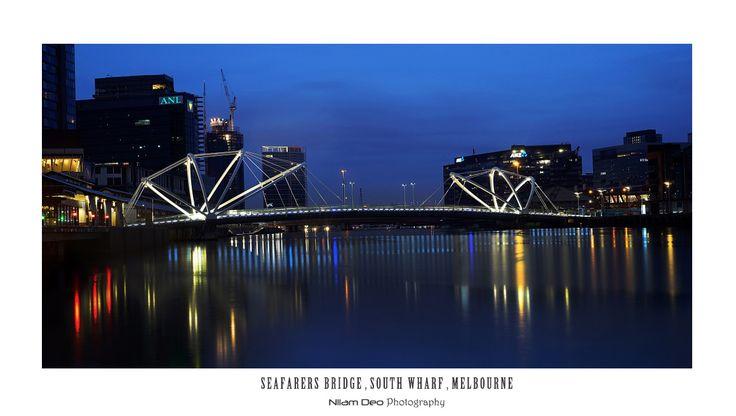 Seafarers Bridge, South Wharf