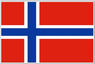 Norway Flag - Download Picture of Norway Flag Outline for kids to color.