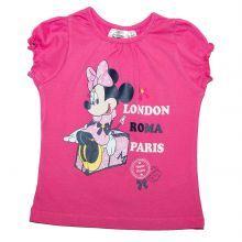 tricou MS Minnie 2 - fuchsia