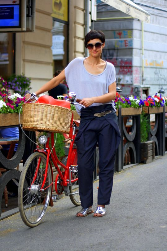 Casual CYCLE CHIC