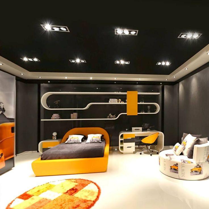 Hayalinizdeki Genç Odası konseptleri Voga Mobilya showroomlarında.