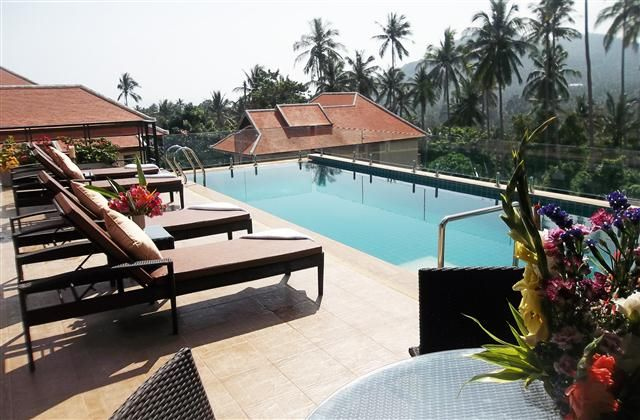 4 Bedroom Villa in Chaweng Beach