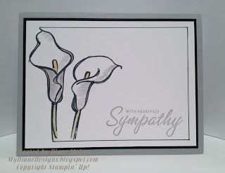 Remarkable Memory - http://mydianedesigns.blogspot.com/, Remarkable You, Close As A Memory, Stampin' Up!