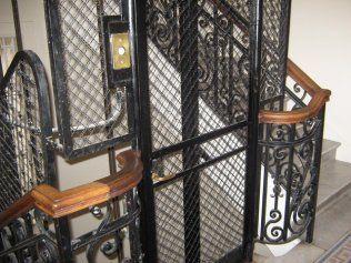 love antique elevators