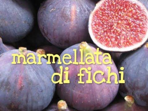 MARMELLATA DI FICHI FATTA IN CASA DA BENEDETTA - Homemade Fig Jam