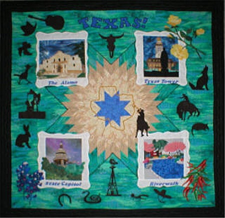 16 best Step-by-Step Portrait Art Quilts: Learn to create ... : pictorial quilt tutorial - Adamdwight.com