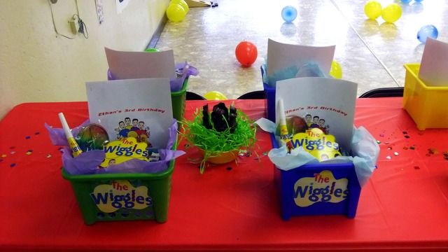 """Photo 31 of 32: The Wiggles / Birthday """"Ethans Wiggly Party (3rd Birthday Party)"""" 