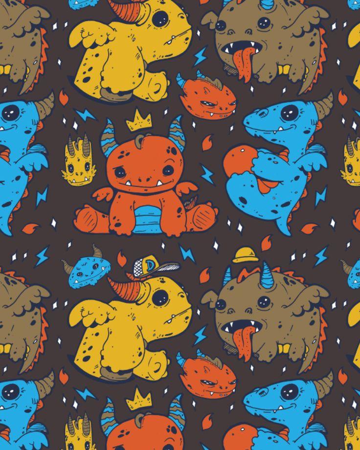 The XGAIAX Inspiration Wall : pattern