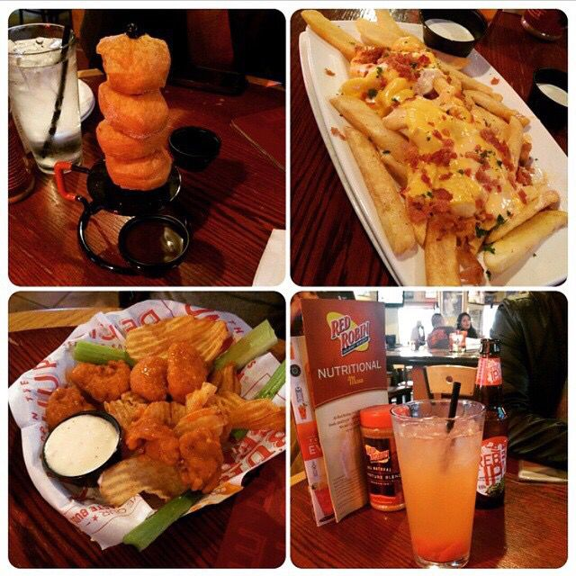 Red Robin Happy Hour