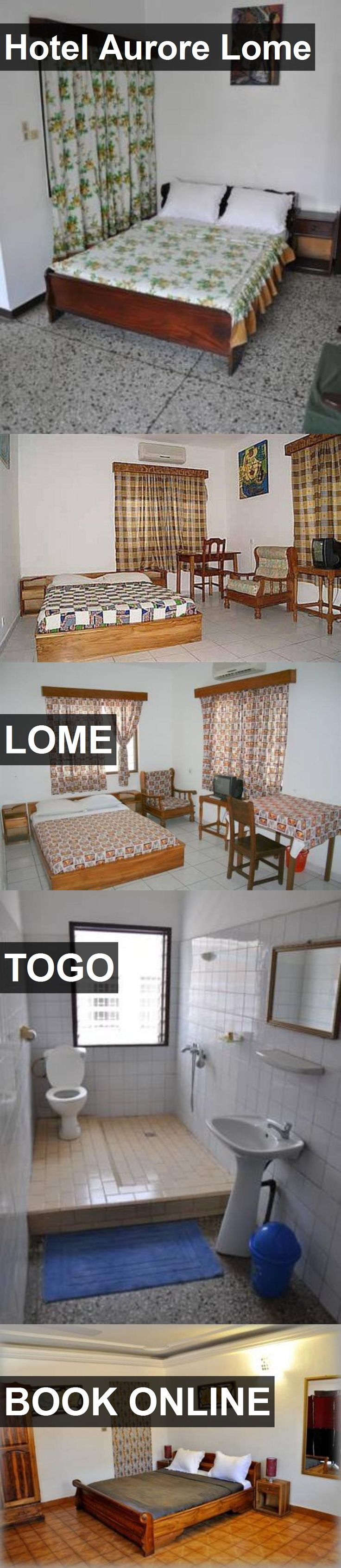Hotel Hotel Aurore Lome in Lome, Togo. For more information, photos, reviews and best prices please follow the link. #Togo #Lome #HotelAuroreLome #hotel #travel #vacation