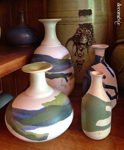 Las 25 mejores ideas sobre jarrones grandes en pinterest y - Jarrones de ceramica ...