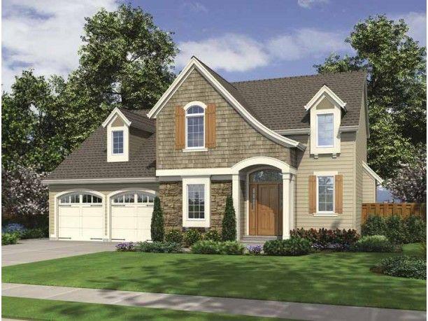 Cape Cod style Dream Home: Cottages Houses, Dreams Home, Dreams Houses, European Houses Plans, Floors Plans, English Cottages, Squares Feet, Capes Cod Houses, House Plans