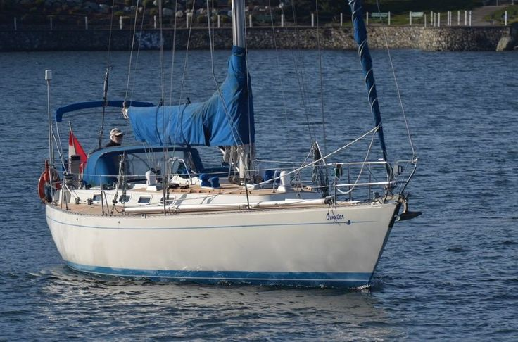 1986 Jonmeri 40 (BC) / $129k DoubleC / (Teak decks boo) / SAD: 17.07 / Disp: 18900 / 6'8 draft / Beautiful interior, interesting layout, dinghy & outboard / www.yachtworld.com