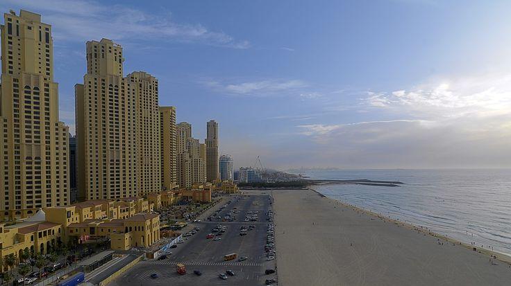 Strand en park Jumeira-Emiraat Dubai   Expedia.be