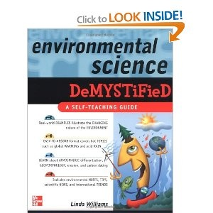 Environmental science lesson plans for high school
