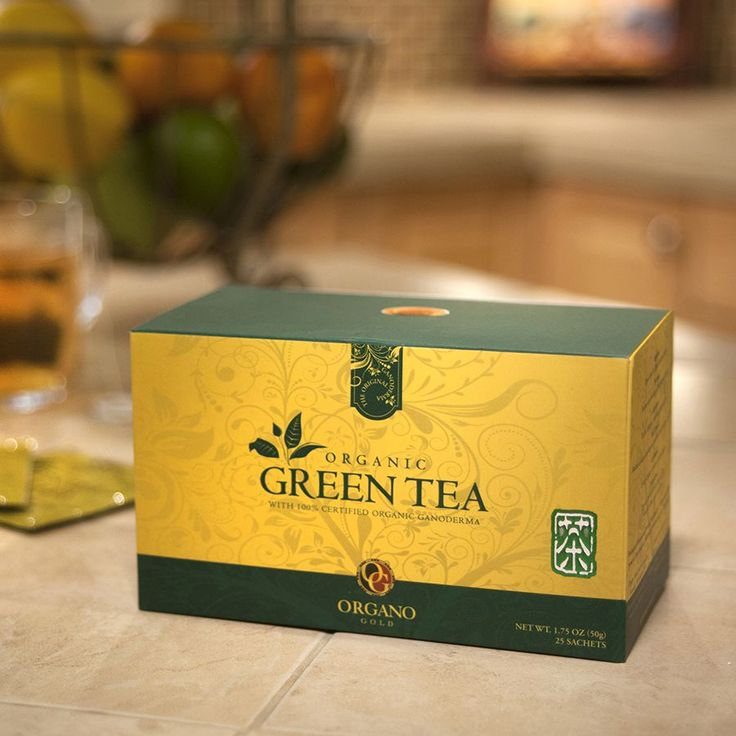 Organic Green Tea  25 Sachets per Box Add an element of zen to your day with a soothing cup of our Organic Green Tea. This flavorful tea combines the best organic green tea leaves packed with flavonoids and our renowned organic Ganoderma lucidum mushroom, for a truly invigorating cup of tea. *NOP organic certified by ECOCERT, S.A. Organic Green Tea Organic Ganoderma Lucidum  Buy or start a business on www.manuelmereghetti.myorganogold.com